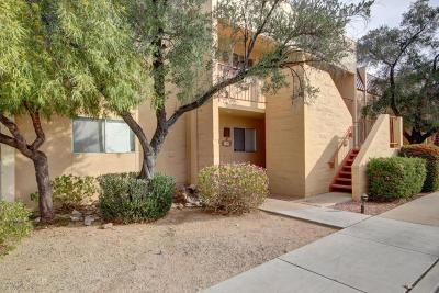 Pima County Townhouse For Sale: 1339 E Fort Lowell Road #66B