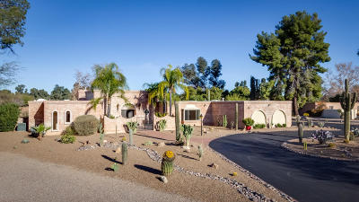 Pima County Single Family Home For Sale: 8011 N Della Robia Place