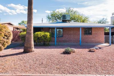 Pima County Single Family Home For Sale: 1144 N Arcadia Avenue