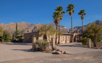 Single Family Home For Sale: 1321 E Deer Canyon Road