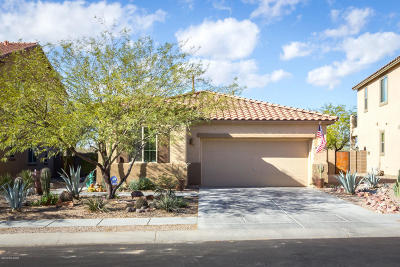 Pima County Single Family Home Active Contingent: 13001 Westminster Drive