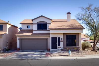 Pima County Single Family Home For Sale: 3016 W Autumn Breeze Drive