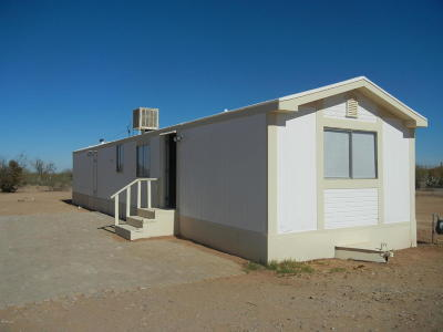 Pima County, Pinal County Manufactured Home For Sale: 10201 N Feldman Road