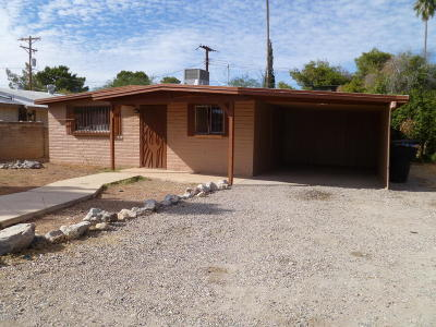 Single Family Home For Sale: 4239 N Romero Road