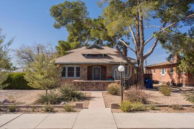 Pima County Single Family Home For Sale: 1017 N 1st Avenue