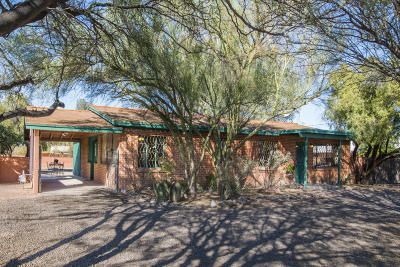 Pima County Single Family Home For Sale: 3251 N Tucson Boulevard