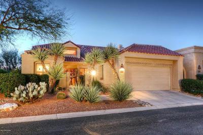 Tucson Single Family Home For Sale: 6956 E Nuthatch Trail