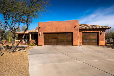 Tubac Single Family Home For Sale: 2158 Balboa Court