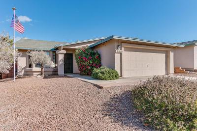 Pima County Single Family Home For Sale: 4692 W Daphne Lane