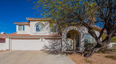 Pima County Single Family Home For Sale: 9881 N Windwalker Trail