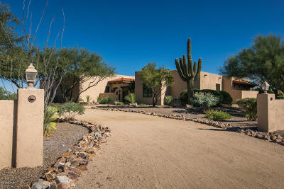 Tubac Single Family Home For Sale: 2 Calle Diaz