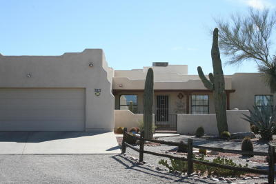 Pima County Single Family Home For Sale: 8780 N Northern Avenue