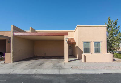 Pima County, Pinal County Townhouse Active Contingent: 18818 S Brentford Drive