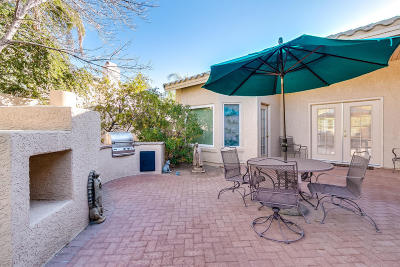 Pima County Single Family Home For Sale: 11109 N Mountain Breeze Drive