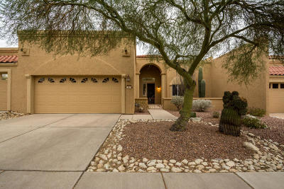 Pima County Townhouse For Sale: 12674 N Sleeping Coyote Drive