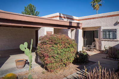 Pima County Townhouse For Sale: 3071 E Weymouth Street