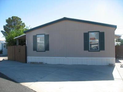Manufactured Home For Sale: 5549 W Rocking Circle Street