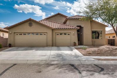 Pima County Single Family Home For Sale: 6465 W Knoll Pines Way