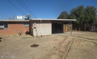 Tucson AZ Single Family Home For Sale: $89,500