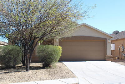 Pima County, Pinal County Single Family Home For Sale: 7171 S Parsons Tale Drive