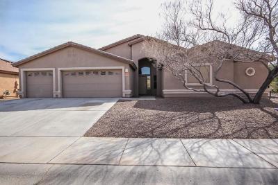 Marana Single Family Home For Sale: 11565 W Stone Mound