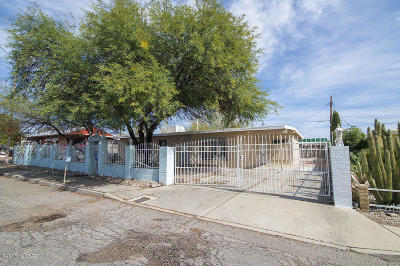 Tucson Single Family Home For Sale: 2128 N 3rd Avenue