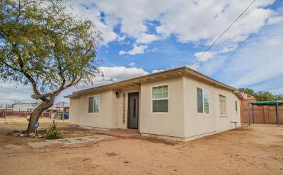 Pima County Single Family Home For Sale: 211 E Yavapai Road