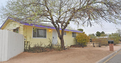 Pima County, Pinal County Single Family Home For Sale: 2525 N Cherry Avenue