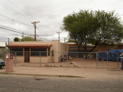 Pima County Single Family Home For Sale: 3819 S Lundy Avenue