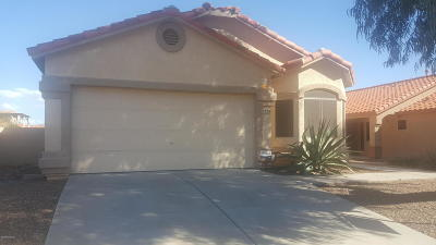 Single Family Home Active Contingent: 7359 S Amber Marie Avenue