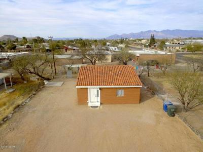 Tucson Single Family Home Active Contingent: 108 W Kentucky Street