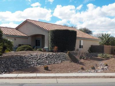 Green Valley  Single Family Home For Sale: 2459 N Vuelta Entera