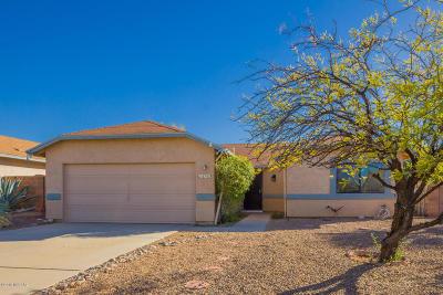Pima County Single Family Home For Sale: 4751 W Hardy Road