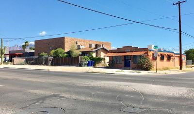 Pima County Single Family Home For Sale: 2500 N Stone Avenue