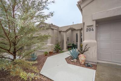 Pima County Townhouse For Sale: 13401 N Rancho Vistoso Boulevard #204