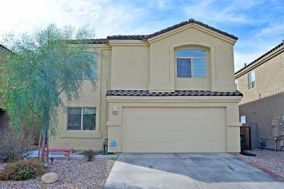 Pima County Single Family Home For Sale: 6430 S Vanishing Pointe Way