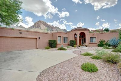 Oro Valley Single Family Home Active Contingent: 10185 N Carristo Drive