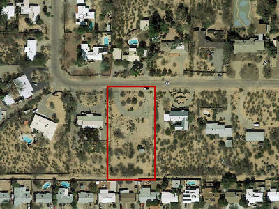 Tucson Residential Lots & Land For Sale: 4450 San Carlos Place S