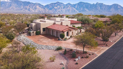 Oro Valley Single Family Home Active Contingent: 14172 N Honey Bee Trail
