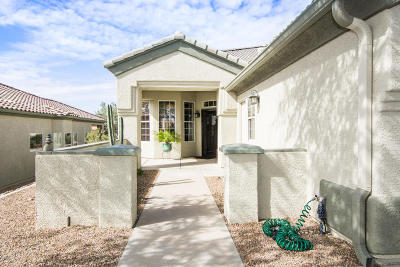 Pima County Townhouse For Sale: 13351 N Heritage Club Place