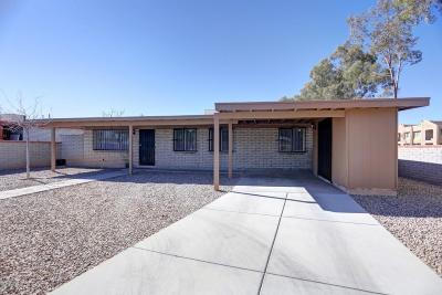 Pima County, Pinal County Single Family Home Active Contingent: 5002 S Mountain Avenue