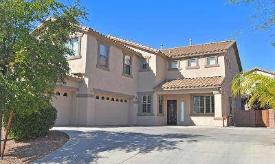 Tucson AZ Single Family Home For Sale: $526,000