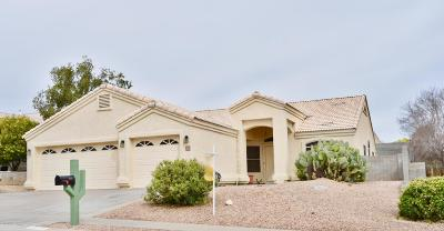 Pima County Single Family Home Active Contingent: 3650 W Bellewood Place
