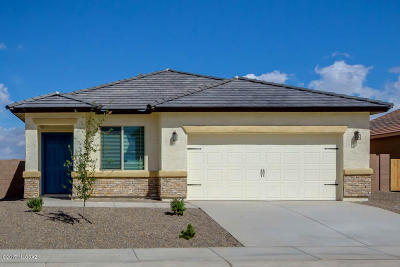 Pima County Single Family Home For Sale: 11571 W Fayes Glen Drive