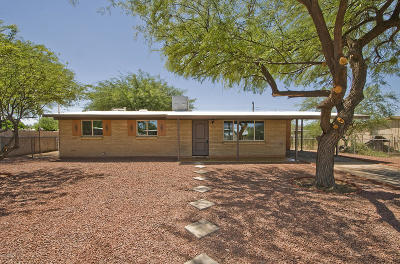 Pima County, Pinal County Single Family Home For Sale: 349 W Santa Maria Street