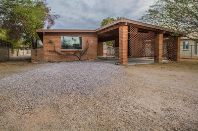 Pima County, Pinal County Single Family Home For Sale: 4442 E El Sol Circle