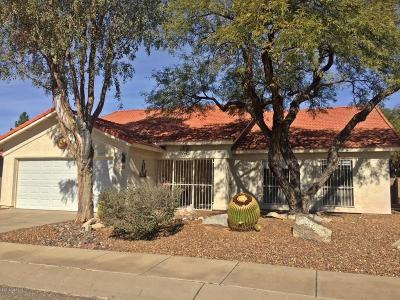 Pima County Single Family Home For Sale: 5330 W Grouse Way