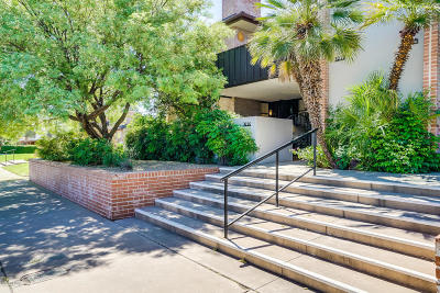 Pima County Condo For Sale: 3226 E 3rd Street