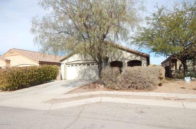Tucson Single Family Home For Sale: 10455 E Rose Hill Street
