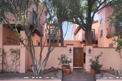 Pima County Townhouse For Sale: 3118 E 4th Street